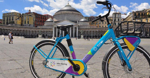 Bike Sharing Napoli