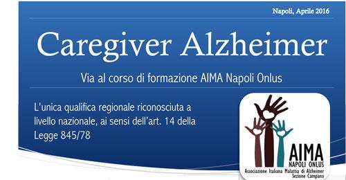 Caregiver IV Edizione