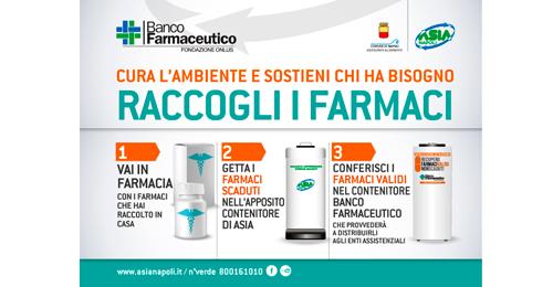 Recupero Farmaci Validi Non Scaduti.Raccolta Dei Farmaci Non Scaduti Il Comune Di Napoli Al