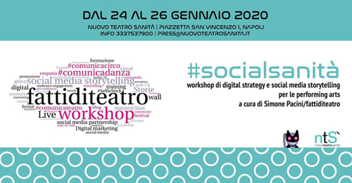 workshop in digital strategy e social media storytelling