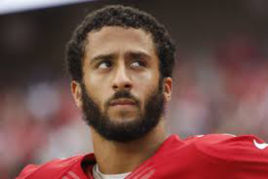 Black lives matter Colin Kaepernick